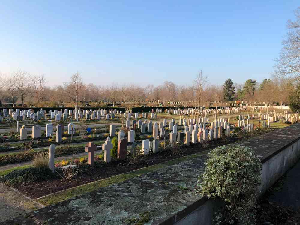 Abdankungsfeier Friedhof Hörnli